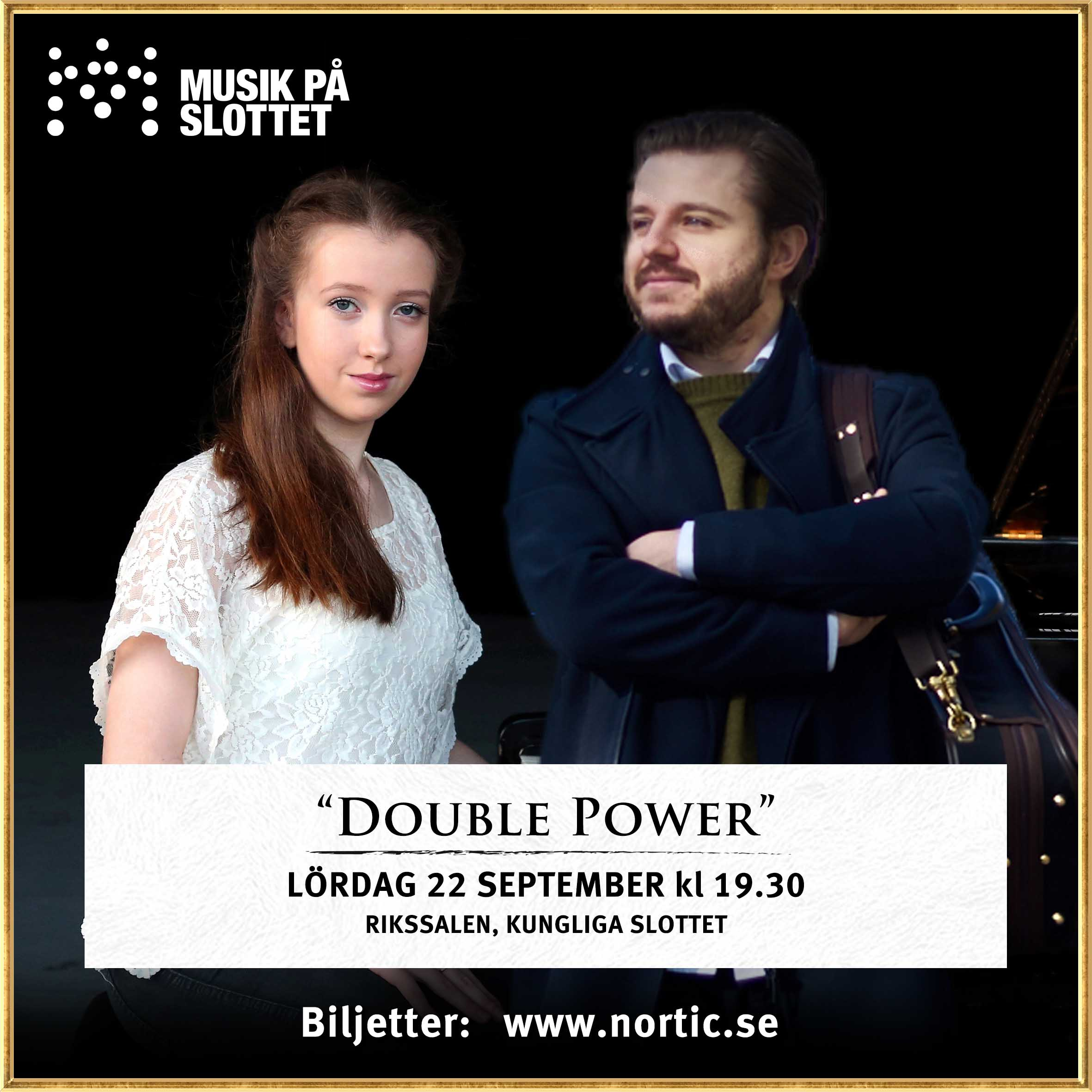 Double Power och Royal Palace Chamber Orchestra